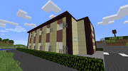 【Minecraft】レオパレス 【地方空港とまち】