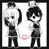 瑞鶴と加賀