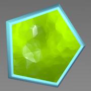 五角形コースター39