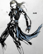 SF×不思議の国のアリス