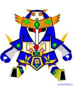 プリムのSDガンダム結界上層戦士