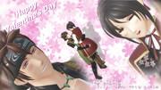薄桜鬼でバレンタインその2