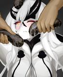 重巡棲姫とナマコ