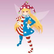 【モデル配布】クラウンピースVer1.00【冬服】