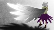 片翼の邪神