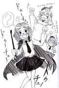 (あれ~?なんでこんなことしてるんだっけ~?)