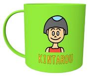 金太郎のマグカップ