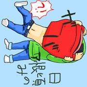 腹チラ(強制)2