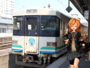 福島駅にて(其の六)