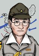 第32軍高級参謀 八原博通大佐