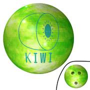 キウイのボウリングボール