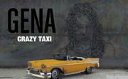 【銃弾アート】Part.43 ジーナ GENA【Crazy Taxi】