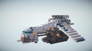 低飛行強襲型「戦車」輸送艇『LAAT/c』