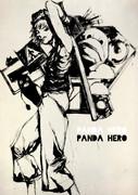 パンダヒーロー