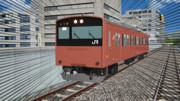 【MMD鉄道】201系・・・???