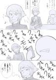レベリング艦隊の休憩時間 (外伝「実録、怒りの陸奥!その1」)