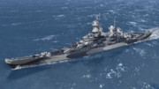 USSミズーリ メジャー32/22D迷彩