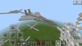 【Minecraft】F15飛行ver.