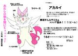 ドラグロ図鑑No.3 アカルイ