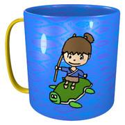 浦島太郎と亀のマグカップ
