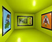 無限鏡の部屋43