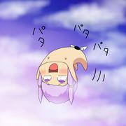 空飛ぶかわいいゆかりん!!