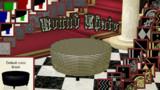 【MMDアクセサリ配布】Round Chair