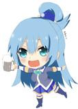 さぁ、私と一緒に飲みましょう!