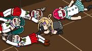 阿武隈と5人の悪魔