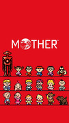 MOTHER  iPhone  壁紙