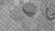 【パラパラ漫画】シャーペンでハイキュー!!OP2・及川とカラス