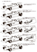 フェラーリ126C 製造番号049
