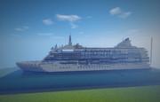 【Minecraft】豪華客船