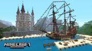 Xbox版 マイクラの帆船 続編を投稿致しました!