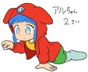 アルちゃん(2才)(ニコ生投稿ver)