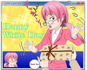 【更新】Happy White Day!!