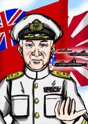 豪州海軍 ムーアヘッド・グルード提督