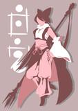 巫女槍士シロミヤ
