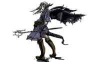アウラ的な龍族との混血は翼をもがれども、なお立ち上がる