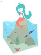 人魚の箱庭