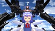 【第一回ヒトとロボ選手権】機械化されし幻想少女