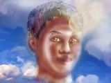 聖獣の眼光