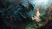 生贄と魚食主義の魔物