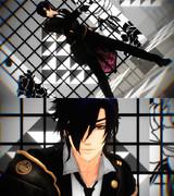 【MMD刀剣乱舞】 ELECT 【sam式燭台切光忠】