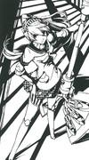 【切り絵】P4U ラビリス
