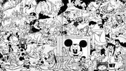 ディズニー×クッキー☆コラボ『快楽の園』