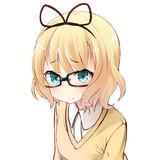 眼鏡シャロちゃん