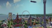 『Cities:Skylines』OPイラスト