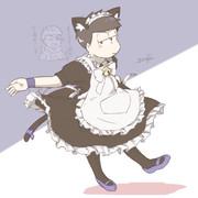 【※女装】ネコ耳メイドいちまつ