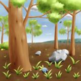 森のナゾノクサ